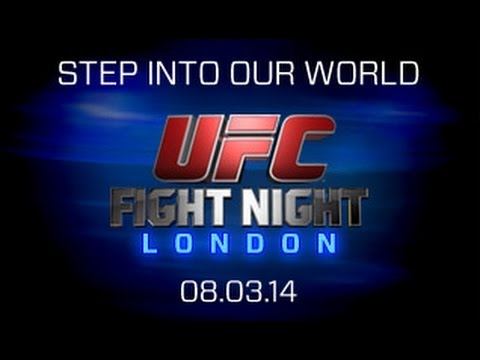 UFC Fight Night London Media Scrums Fight Week Behind the Scenes ep 1 - The Sandhu Vlog