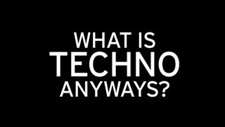 What Is Techno Music Anyways? Artists and DJs Answer