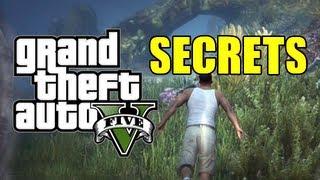 GTA 5 Secrets Hidden Sunken Treasure ($12,000 Fast