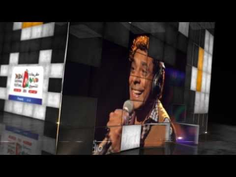 Mohamed Mounir & Nancy Ajram LIVE IN DUBAI