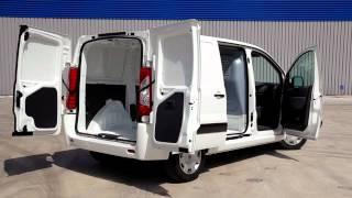 Scudo Fiat Professional - Matt Test - Dimensioni e Tecnica