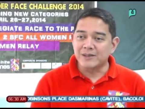 [Balitaan] Department of Tourism, inilunsad ang Boulder Challenge sa Davao [05|06|14]