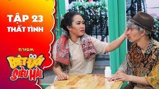 Biệt đội siêu hài | Tập 23 -Tiểu phẩm: Cẩm Hà, Đỗ Phong và những lần thất tình không hồi kết!
