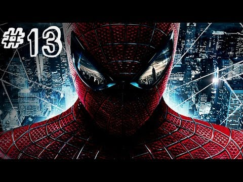 The Amazing Spider-Man - Gameplay Walkthrough - Part 13 - OSCORP TOWER (Video Game)