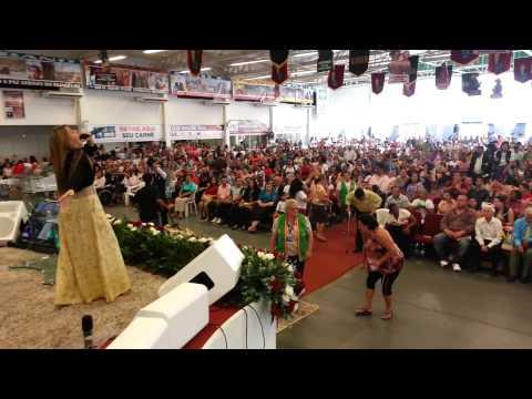 Gideoes missionário Adriana Aguiar PISA NA BRASA