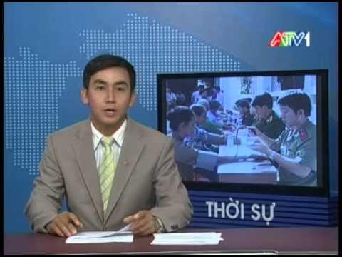 Thời sự trưa   Đài Phát Thanh Truyền Hình An Giang/duongkhang