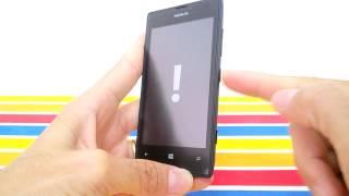 Hard Reset Nokia Lumia 520 / 620 / 720 / 820 / 920 Entre