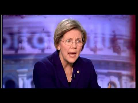 Senator Elizabeth Warren on Big Banks - Political Capital (Bloomberg)