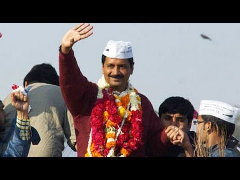 Show me the development, says Arvind Kejriwal in Narendra Modi's Gujarat