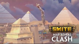 SMITE - Egyptian Clash Térkép Reveal Trailer
