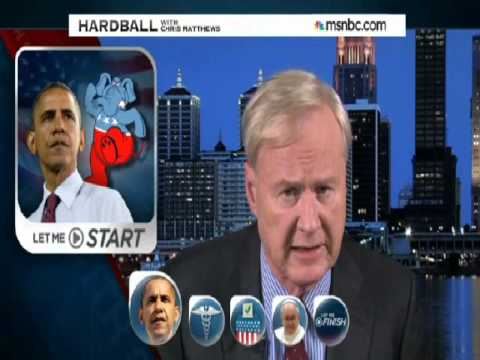 Birther Chris Matthews Interviews Indonesian-Born Obama