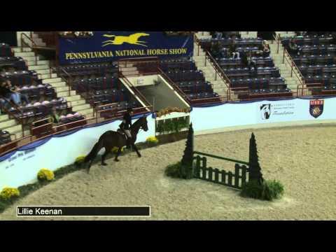 144 Lillie Keenan, New York NY, Class 47 Final Round