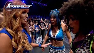 Jade Talks About Who TNA Should Sign, Past TNA Appearances, Praise From Other Wrestlers, More