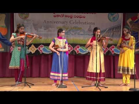 CAA - First Anniversary  - Mar 18th 2017 - Item-12 - Raaga Mala