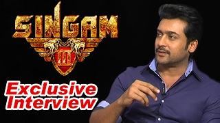 Hero Suriya and Shashank Vennelakanti Exclusive Interview On Sinagm 3