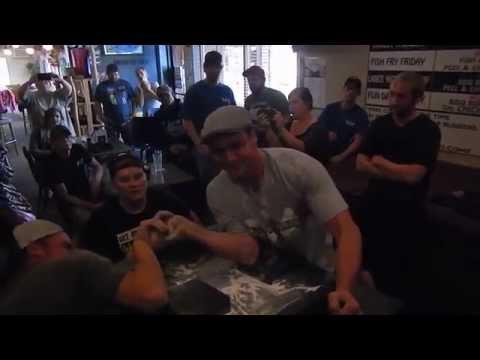Minnesota Armwrestling: Nathan Piper Beastmode