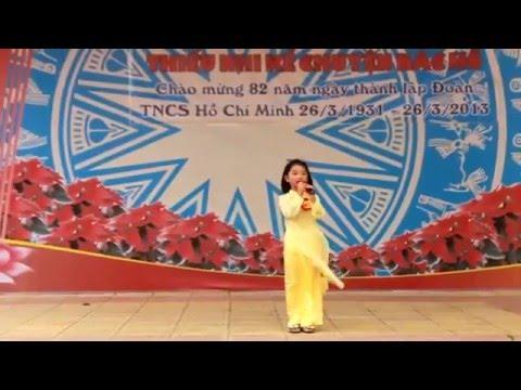 Hội thi kể chuyện về Bác Hồ-HS trường Việt Hòa