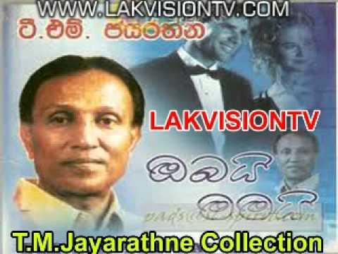 T M  jayarathna Collection