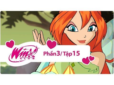 Winx Club - Phần 3 Tập 15 - Hòn đảo rồng - [trọn bộ]