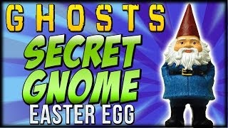 "Cod Ghosts ""SECRET GNOME EASTER EGG"" On WarHawk (Call Of"