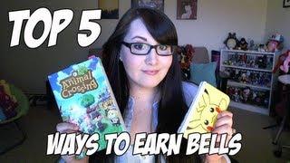 Top 5 Ways To Make Bells In Animal Crossing: New Leaf