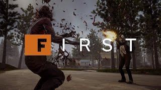 State of Decay 2 - 25 Minutes of 4-Player Co-op Multiplayer
