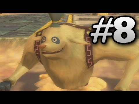 The Legend of Zelda: Skyward Sword - Part 8: Eldin Volcano, We set foot in Eldin and look for Zelda who is in search of the second spring. --- Links you should check out! --- Like my page on Facebook: http://www.faceb...