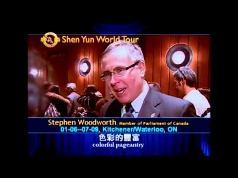 Audience Reviews in Canada ShenYun (2009)加拿大观众评论神韵