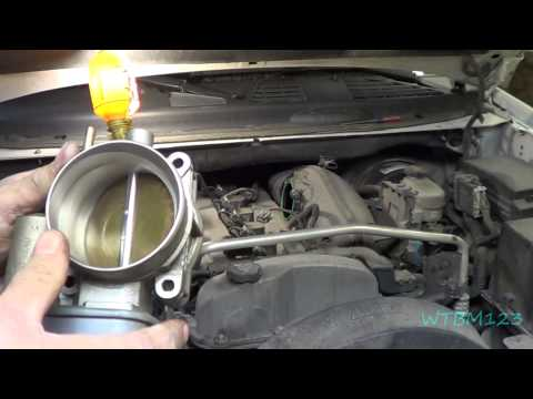 Electronic Throttle Control Problems