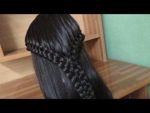 Hairstyles - Kiểu Tóc Đẹp - Tết Tóc Chữ Y Dễ Thương Để Đi Học, Đi Chơi