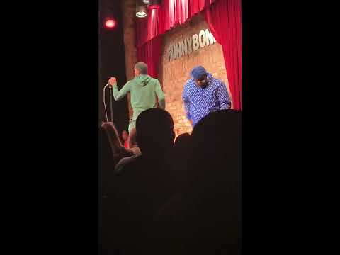 Action Jaxon - Stand Up Comedy LIVE (10/17/19)