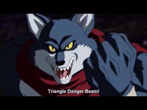 Dragon Ball Super [AMV] Goku And Vegeta VS Trio De Danger - Limit Break X Survivor