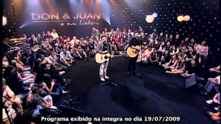 Don e Juan homenageiam Jo�o Mineiro e Marciano - 2/2