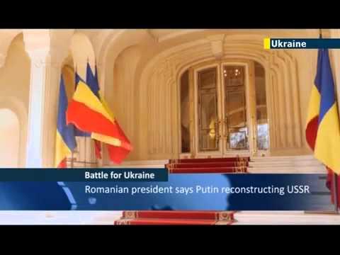 Putin's Crimean Invasion  Russia blocks expanded OSCE mission to Ukraine