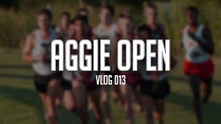 Aggie Cross Country Open - VLOG 013