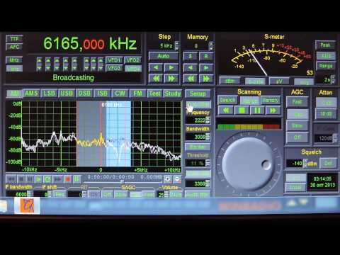 6165khz, Zambia NBC Radio 2,English.