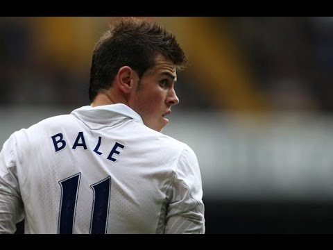 Gareth Bolt~Usain Bale~Gareth Bale Super Speed 2013