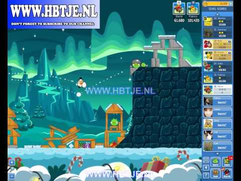 Angry Birds Friends Tournament Level 1 Week 83 (tournament 1) no power-ups