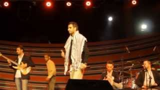 Toni Qattan in Jericho Bortoukal Festival طوني قطان