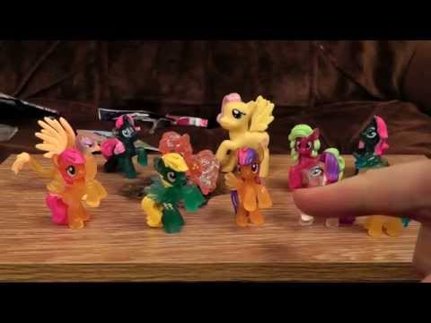 My Little Pony Mystery Bags | Ashens