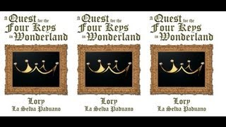 A Quest for the Four Keys in Wonderland
