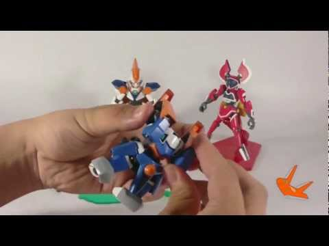 [Hobby toys review] LBX Z MOD : SIGMA ORBIS Part 2