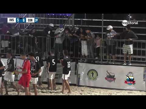 Final - Jogo 16 - 2ª Taça São Paulo de Beach Soccer