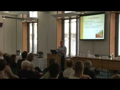Bioenergy event part 3 | Parliamentary Office of Science and Technology