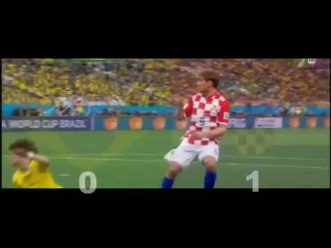 Brazil vs Croatia / FIFA World Cup Brazil 2014