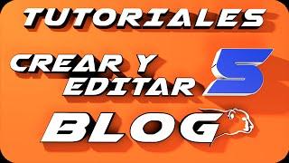 Como crear un blog en Blogger 2014  y editarlo. Parte 5