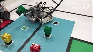 Алексей Матюхин – чемпион Всемирной олимпиады роботов
