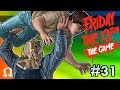 REVENGE OF THE NERDS Friday the 13th The Game 31 Ft Friends