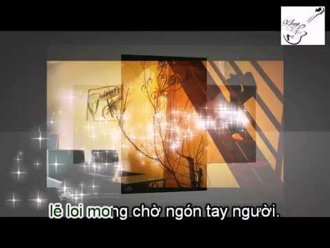 [Karaoke - Khuya Cafe] Beat Gió đông - Phạm Thanh Thảo (Tone Nam)