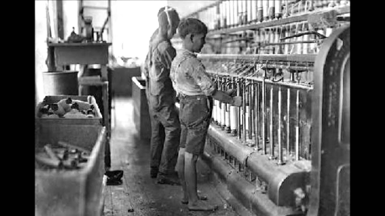 child labor at industrial revolution This is an imovie that i created for a final project in my apush class i hope you love it.